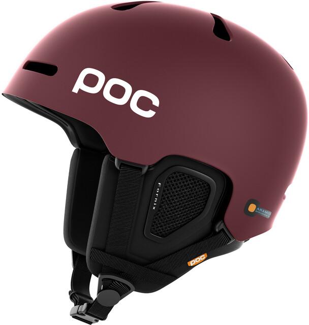 POC Fornix Helmet Copper Röd